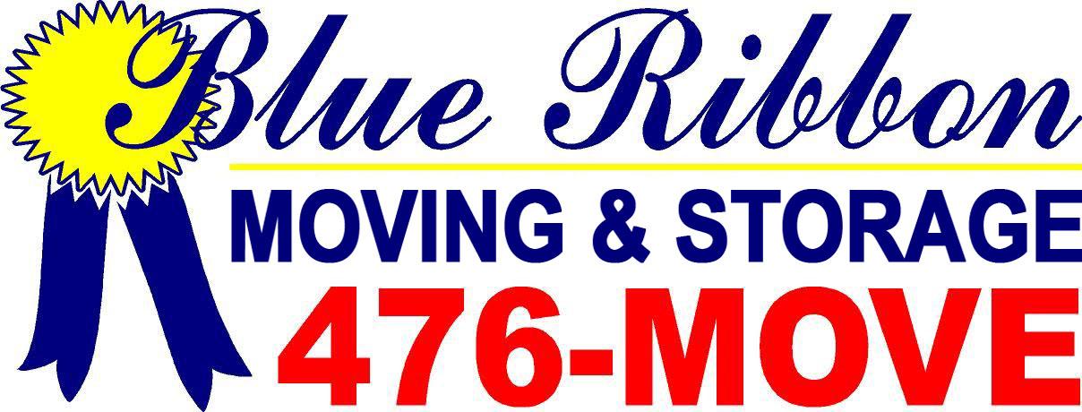 Blue Ribbon Moving & Storage